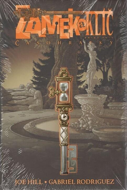 Komiks Zámek a klíč: Časohrátky, 5.díl