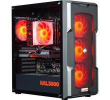 HAL3000 Alfa Gamer Pro 3060 Ti, černá - PCHS2480B + GIGABYTE NVMe 1TB SSD / M.2 PCIe Gen 3 x 4 NVMe již předmontovaný v hodnotě 2 999 Kč