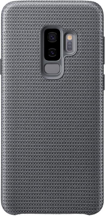 Samsung látkový odlehčený zadní kryt pro Samsung Galaxy S9+, šedý