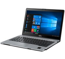 Fujitsu Lifebook S938, stříbrná  + Servisní pohotovost – Vylepšený servis PC a NTB ZDARMA