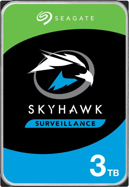 "Seagate SkyHawk, 3,5"" - 3TB"