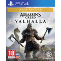 Assassin's Creed: Valhalla - Gold Edition (PS4)
