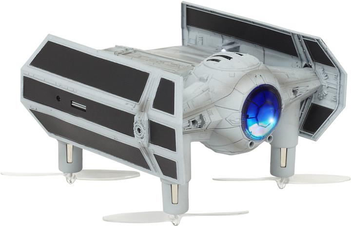 Dron Propel Star Wars Tie Advanced X1 v hodnotě 3 000 Kč