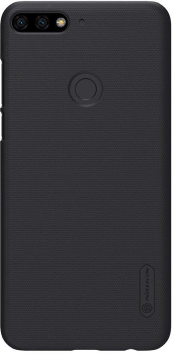 Nillkin Super Frosted zadní kryt pro Huawei Y7 Prime 2018, černý
