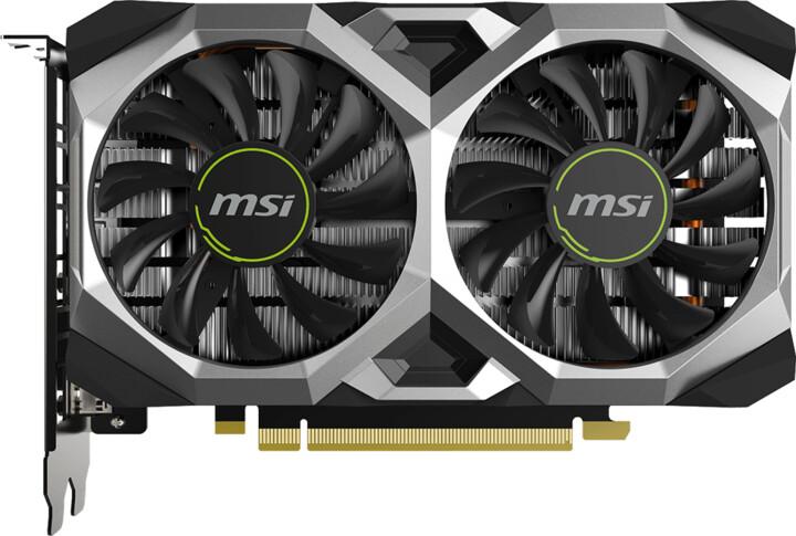 MSI GeForce GTX 1650 SUPER VENTUS XS OC, 4GB GDDR6