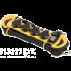Philips prodlužovací kabel 230V, 5m, 4 zásuvky + vypínač, IP44, žlutá/černá