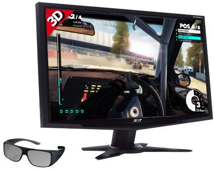 0d8eb542f Acer GR235HAbmii - 3D LED monitor 23