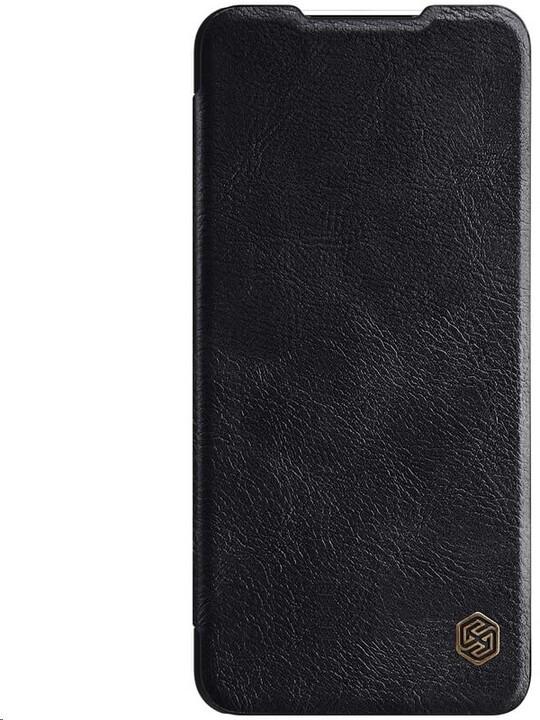 Nillkin flipové pouzdro Qin Book pro Samsung Galaxy A32 5G, černá