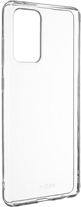 FIXED gelové pouzdro pro Samsung Galaxy A72/A72 (5G) transparentní