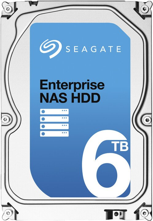 Seagate Enterprise NAS - 6TB