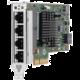 HPE 366T 4-portová sítová karta 1Gb