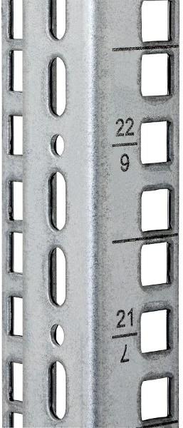 Triton vertikální lišta RAX-VL-X45-X1, 45U, 1ks