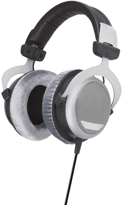Beyerdynamic DT 880 Edition (600), šedá