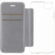 Guess IriDescent Book Pouzdro Silver pro iPhone 7