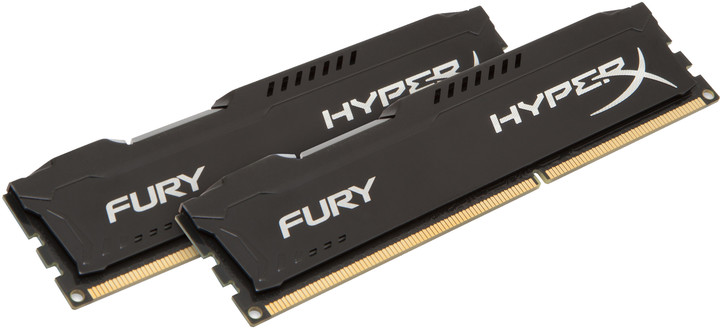 Kingston HyperX Fury Black 16GB (2x8GB) DDR3 1333