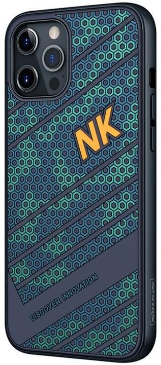 Nillkin zadní kryt Striker pro iPhone 12 Pro Max, modrá