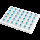 Keychron mechanické spínače, Gateron Blue, 35ks