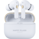 Happy Plugs Air 1 Zen, bílá 500 Kč sleva na příští nákup nad 4 999 Kč (1× na objednávku)