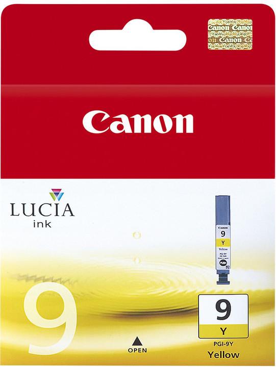 Canon PGI-9Y, žlutá