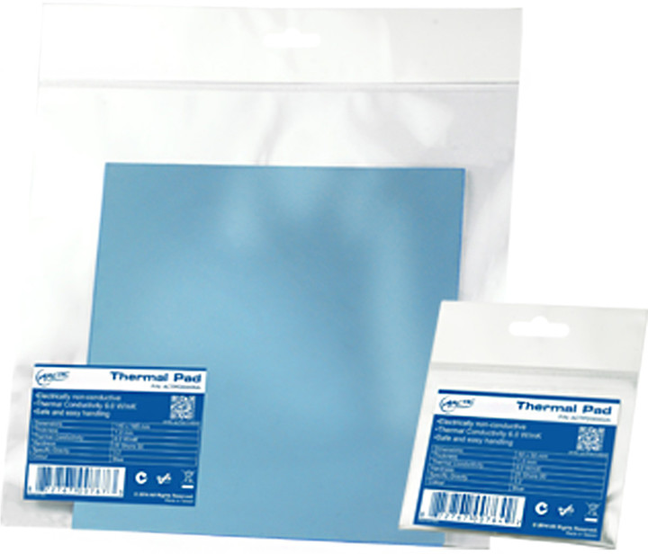 Arctic Thermal Pad 50x50x1mm