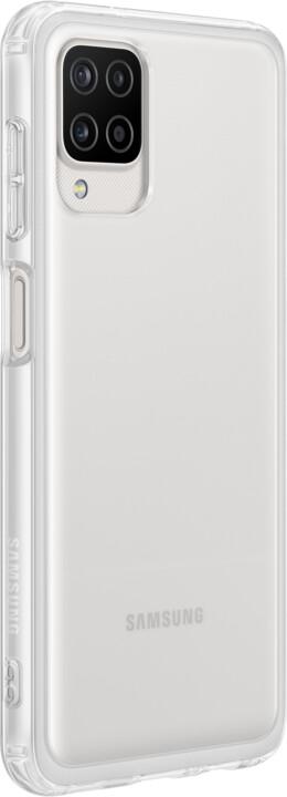 Samsung ochranný kryt A Cover pro Samsung Galaxy A12, transparentní