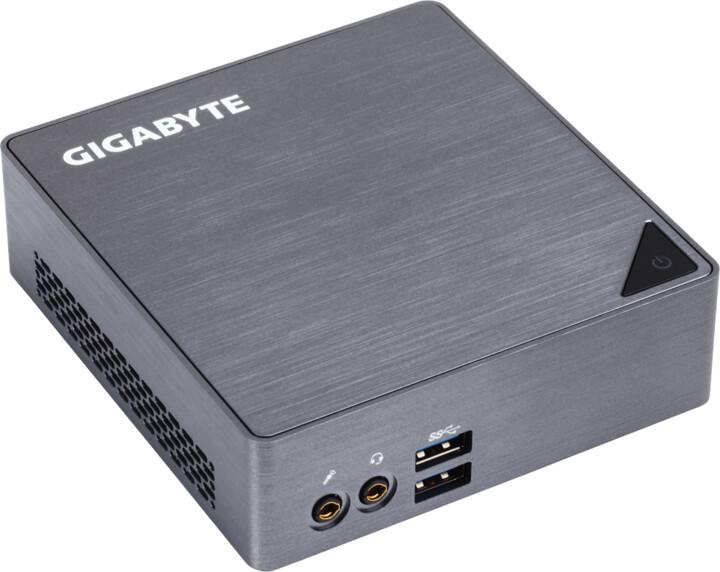 GIGABYTE BRIX BSi7-6500, černá