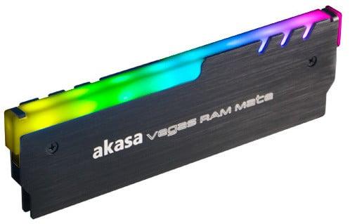 Akasa chladič pamětí typu DDR, aRGB LED, pasivní (AK-MX248)