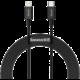 BASEUS kabel Superior Series USB-C - Lightning, rychlonabíjecí, 20W, 2m, černá
