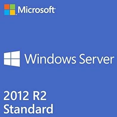 HPE MS Windows Server Standard 2012 R2 - pouze pro HP servery