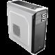 Aerocool AERO-500 WHITE, USB 3.0, bez zdroje  + Voucher až na 3 měsíce HBO GO jako dárek (max 1 ks na objednávku)