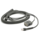 Zebra kabel, RS232 / DB9, 6m