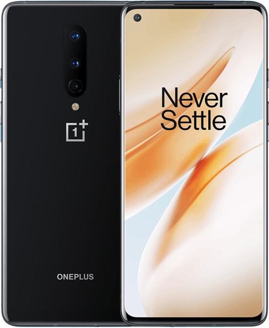 OnePlus 8, 8GB/128GB, Onyx Black