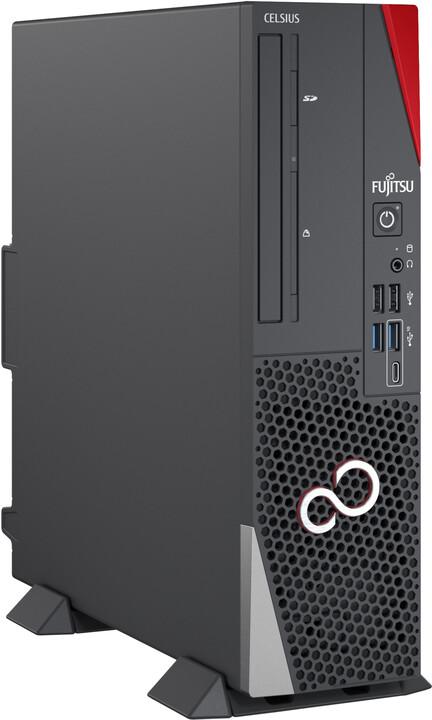 Fujitsu Celsius J5010, černá
