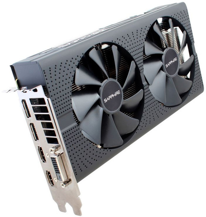 Sapphire Radeon PULSE RX 570 8GD5, 8GB GDDR5