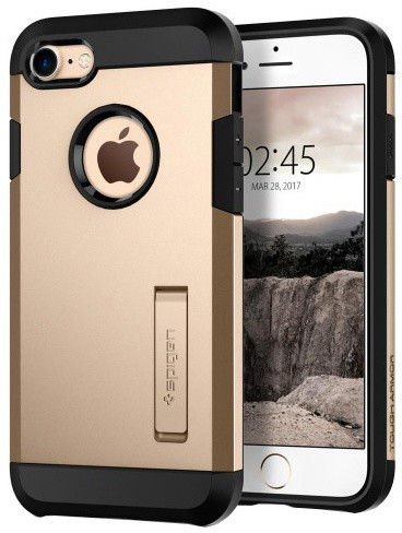 Spigen Tough Armor 2 iPhone 7/8, gold