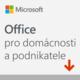 Microsoft Office 2019 pro domácnost a podnikatele - elektronicky