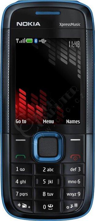 Nokia 5130 XpressMusic, modrá (blue)