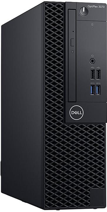 Dell OptiPlex 3070 SFF, černá