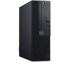 Dell OptiPlex 3070 SFF, černá  + Servisní pohotovost – vylepšený servis PC a NTB ZDARMA