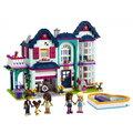 LEGO® Friends 41449 Andrea a její rodinný dům