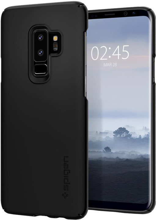 Spigen Thin Fit pro Samsung Galaxy S9+, black