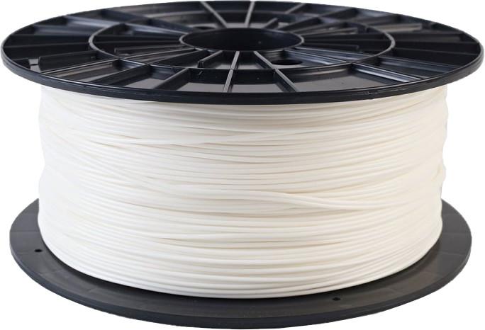 Plasty Mladeč tisková struna (filament), ABS-T, 1,75mm, 1kg, bílá