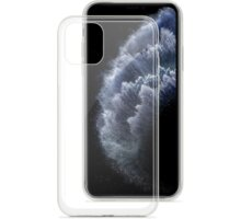 EPICO twiggy gloss ultratenký plastový kryt pro iPhone 11 Pro, bílá transparentní - 42310101000002