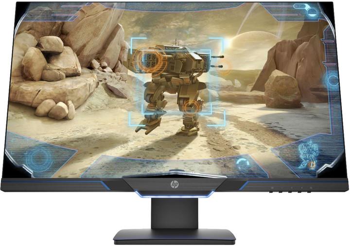 "HP 27mx - LED monitor 27"""