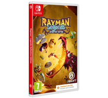 Rayman Legends (Code in Box) (SWITCH)