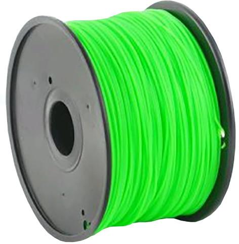 Gembird tisková struna (filament), ABS, 1,75mm, 1kg, zelená