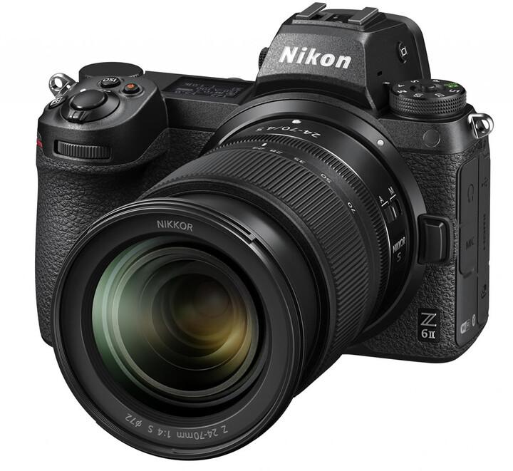 Nikon Z6 II + NIKKOR Z 24–70 mm f/4 S