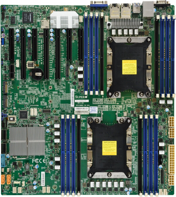 SuperMicro X11DPH-I-O - Xeon