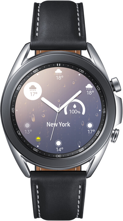 Samsung Galaxy Watch 3 41 mm, Mystic Silver