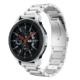 ESES kovový řemínek pro Samsung Watch 46mm/ Samsung Gear S3/ Huawei Watch 2, stříbrná O2 TV Sport Pack na 3 měsíce (max. 1x na objednávku)